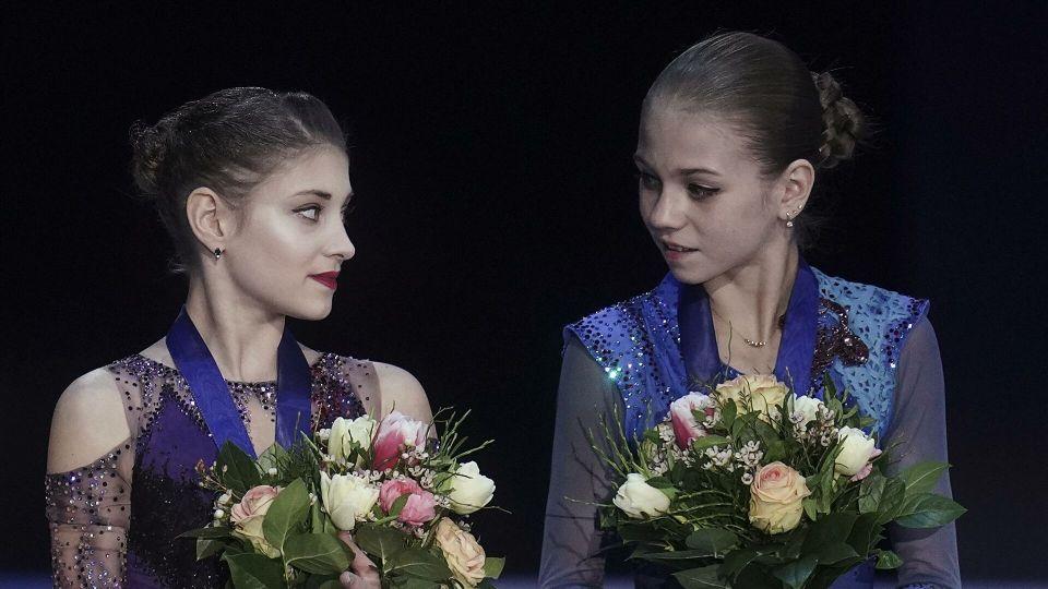 Трусова и Косторная слишком рано почувствовали себя принцессами – Наталья Бестемьянова
