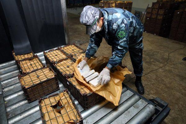 Путин заявил о снижении объемов ввоза наркотиков в РФ из-за закрытых границ