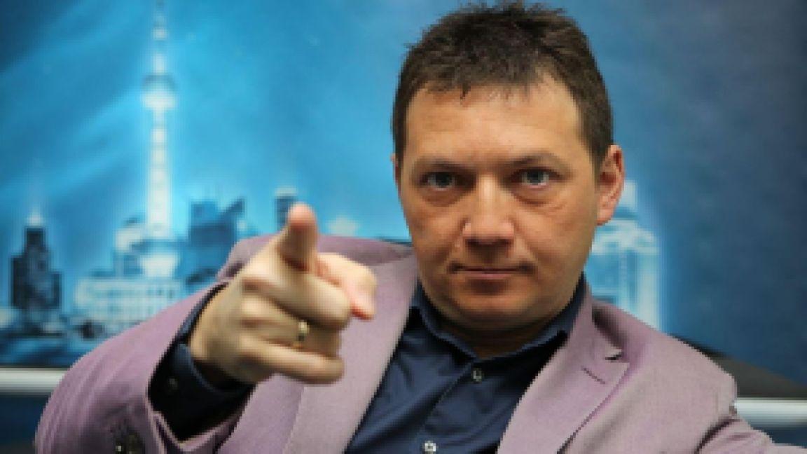 Черданцев подписался на Уткина, оскорбил его и отписался