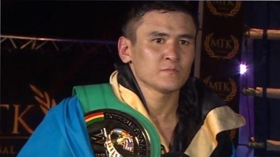 Кулахмет победил Макгоуэна решением судей и завоевал пояс WBC International