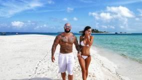 Джиган и Самойлова заплатили за отдых на Мальдивах около 7 млн рублей
