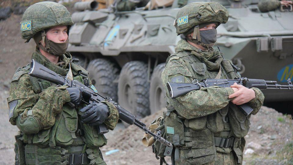 Российские миротворцы в Нагорном Карабахе не допустили полеты украинских «ястребов»