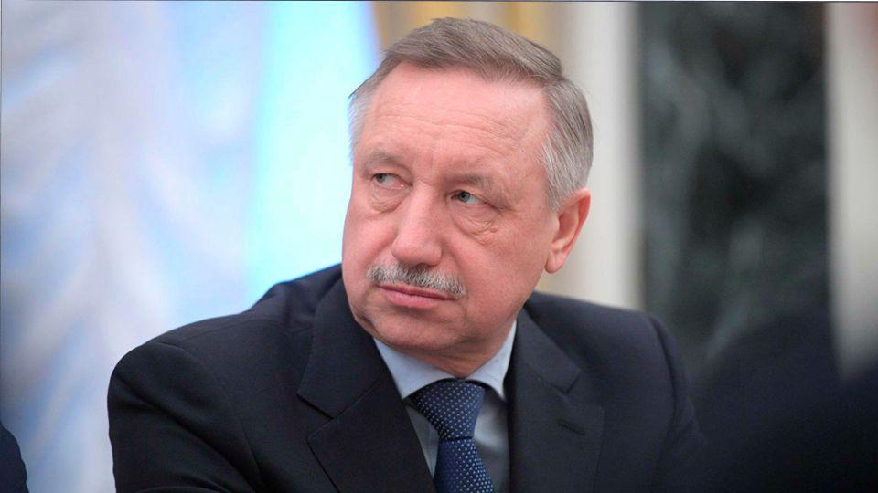 Беглов подписал постановление об освобождении от должности главы Горизбиркома Петербурга