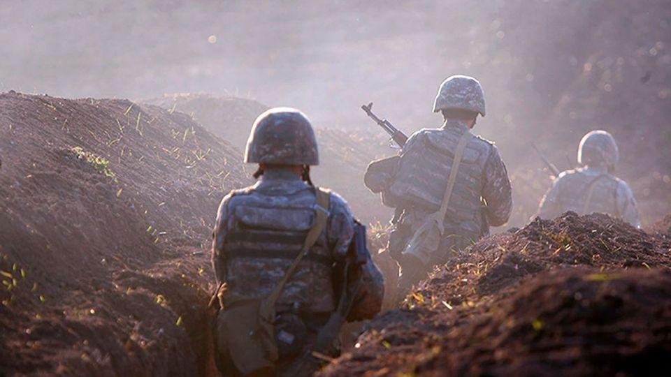 Вчера: Элитный турецкий спецназ бежал в последний день боев в Карабахе