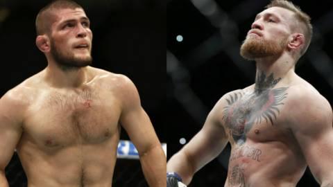 Макгрегор по ошибке сместил Нурмагомедова с первого места рейтинга лучших бойцов UFC