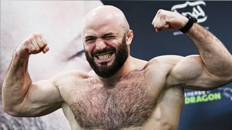 Исмаилов заявил, что никогда не стал бы драться с Фёдором Емельяненко