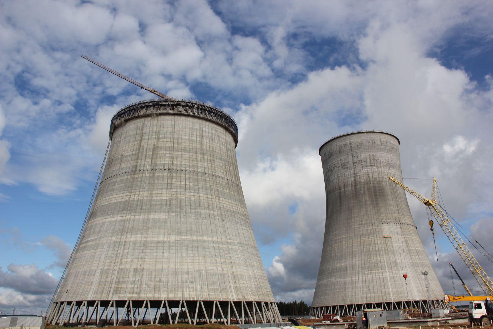 БелАЭС прекратила выработку электричества
