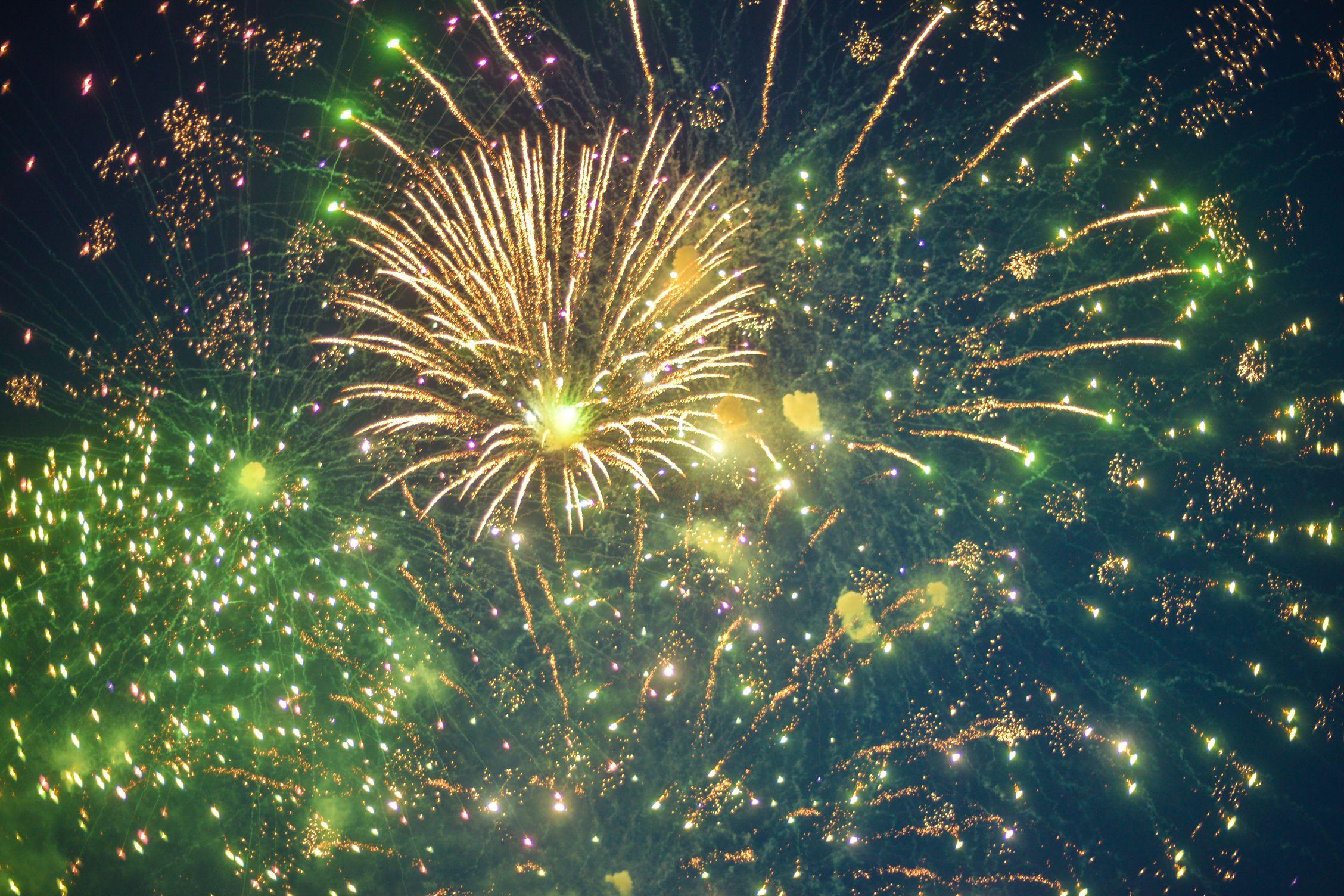 Из-за коронавируса в Петербурге отменили новогодний салют