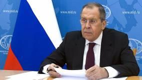 Лавров заявил, что жестов доброй воли в адрес ЕС со стороны России не будет
