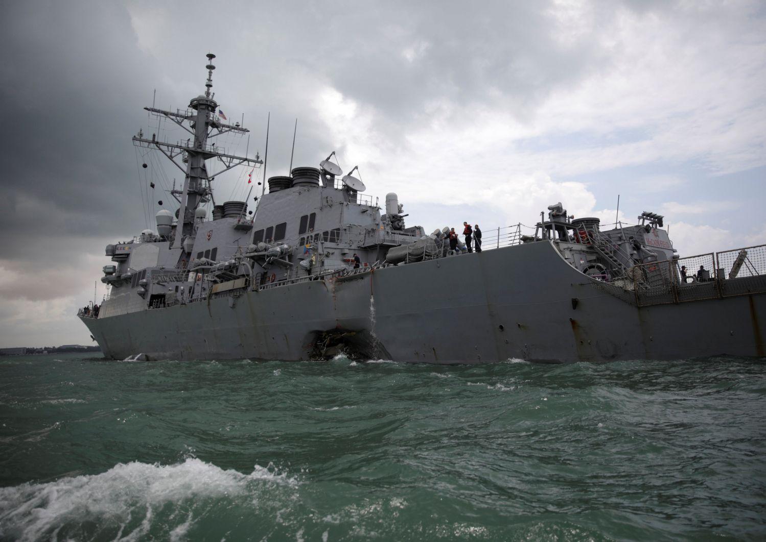 В США прокомментировали инцидент с вторжением эсминца в российские территориальные воды