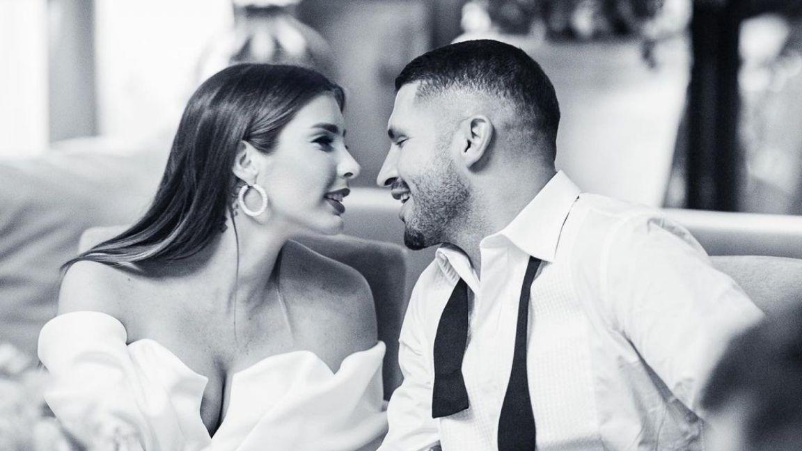 Кети Топурия вышла замуж на последних месяцах беременности