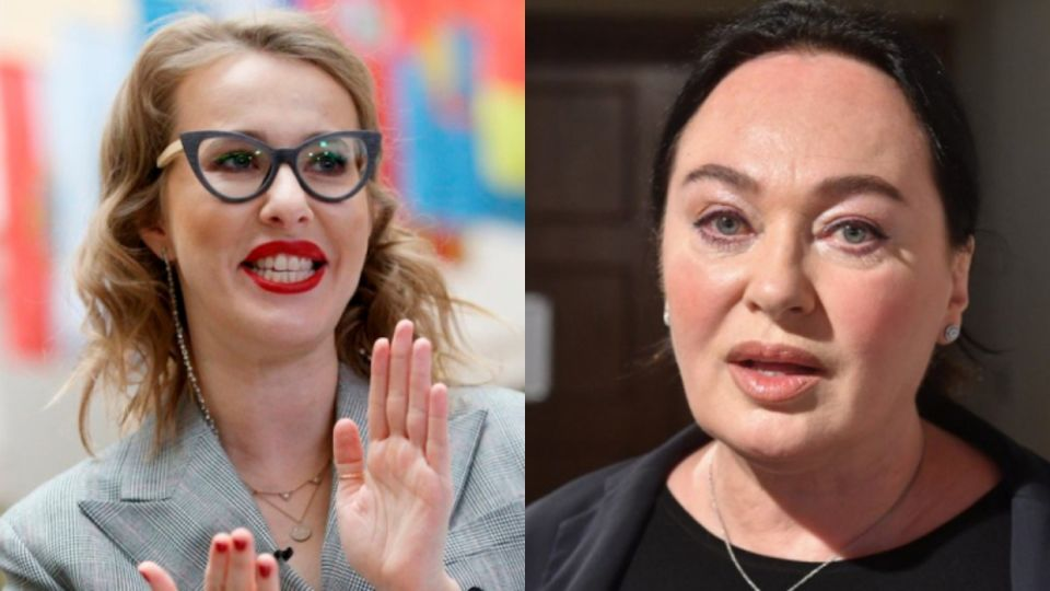 Лариса Гузеева ответила на критику Ксении Собчак