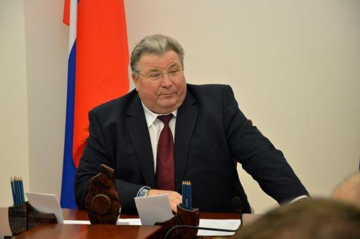 Глава Мордовии попросил президента об отставке