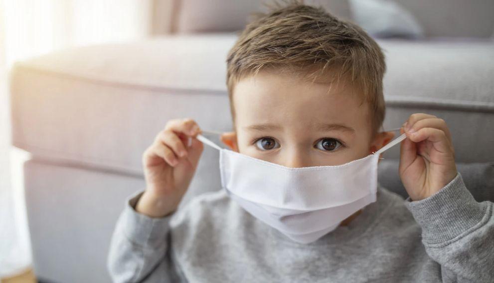 В Роспотребнадзоре назвали распространенные симптомы COVID-19 у детей