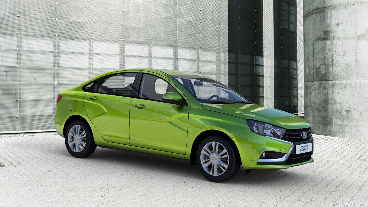 АвтоВАЗ выпустил юбилейный 50-тысячный автомобиль Lada Vesta