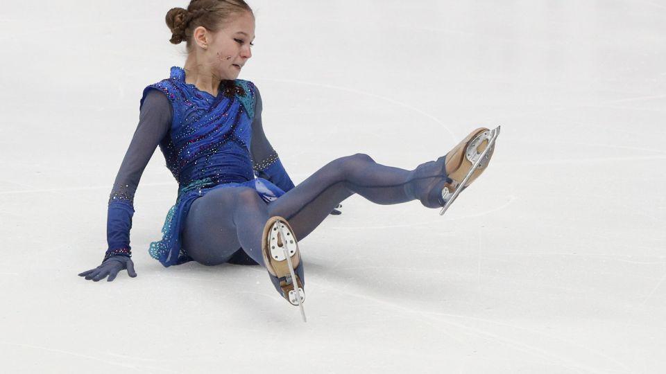 Жулин объяснил, почему Трусова так часто падает на соревнованиях