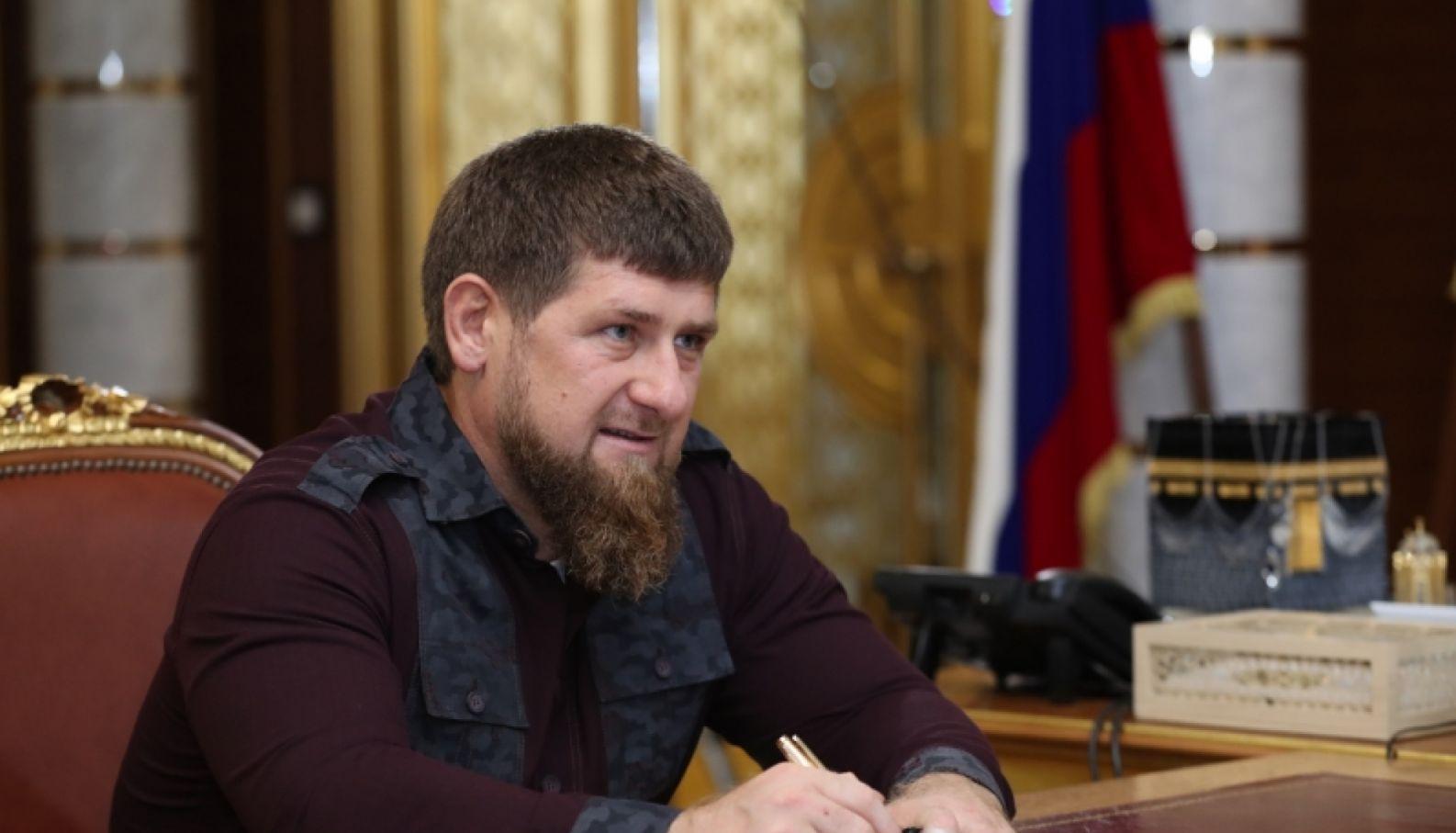 Рамзан Кадыров, ctnews.ru