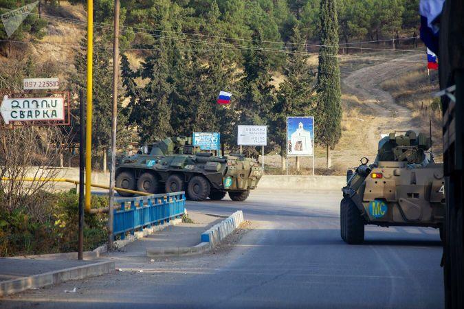 Кремль объяснил цель получения согласия СФ на миротворцев в Карабахе
