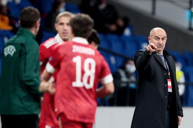 Сборная России сыграет заключительный матч с Сербией в Лиге наций 18 ноября