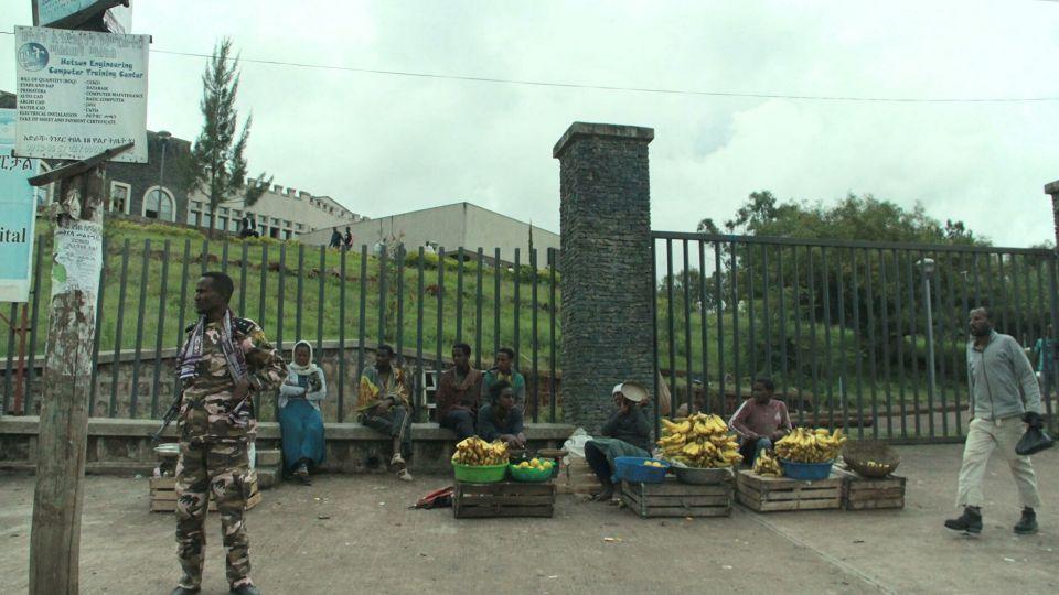 Около 600 мирных жителей погибли в массовой резне в Эфиопии