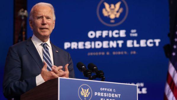 Китай поздравил Байдена с избранием на пост президента США