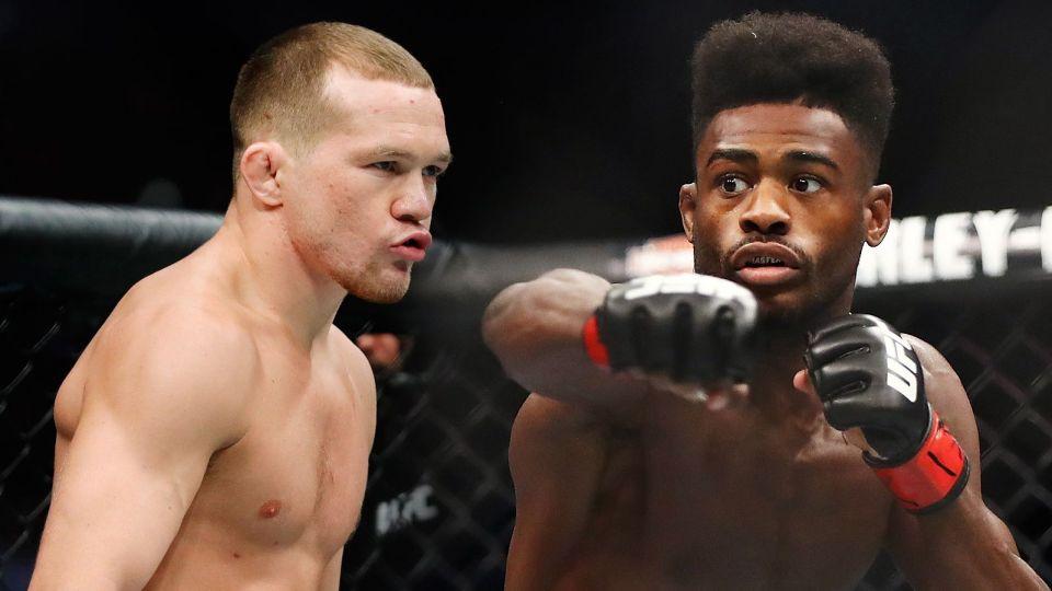 Поединок Петра Яна против Стерлинга на турнире UFC 256 отменён