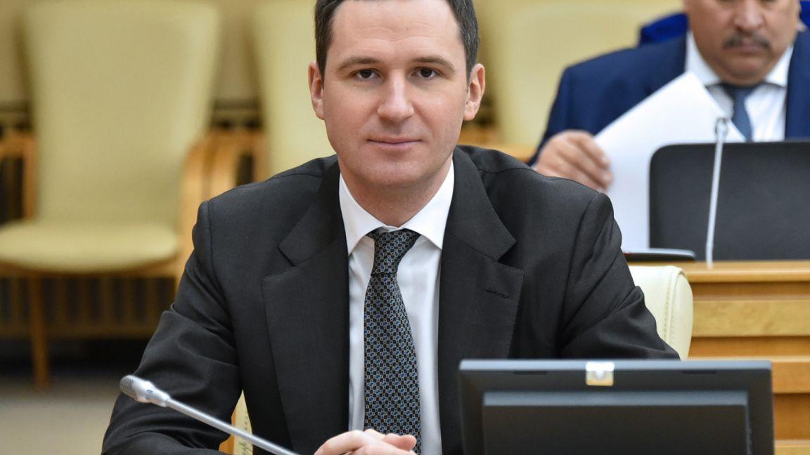 Денис Буцаев вновь назначен гендиректором Российского экологического оператора