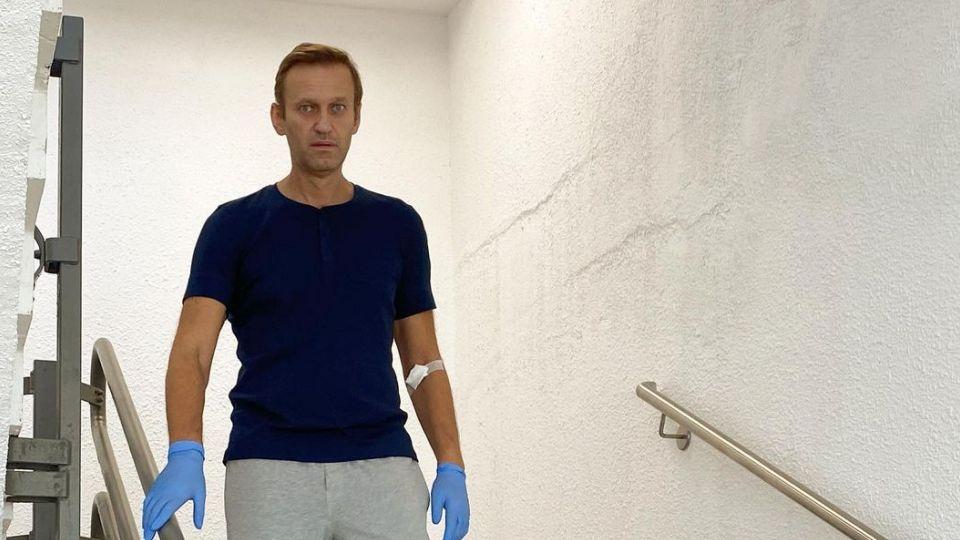 Вчера: Правительство ФРГ: Навальный отравился ядом, не внесенным в список ОЗХО