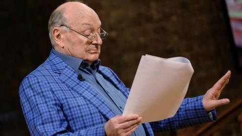 Писатель-сатирик Михаил Жванецкий скончался на 87 году жизни