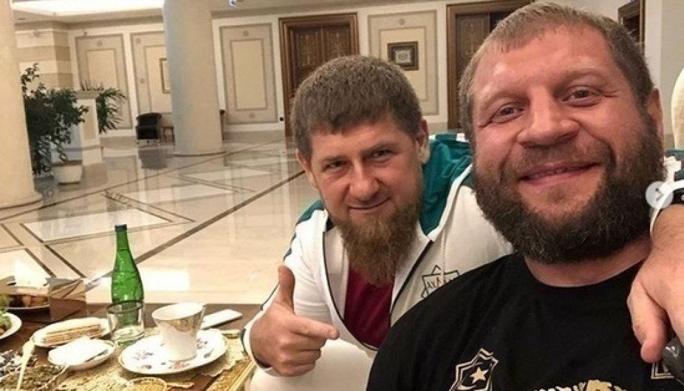 """Александр Емельяненко: """"В Чечне я жил в """"золотой клетке"""". Хочу вернуться"""""""