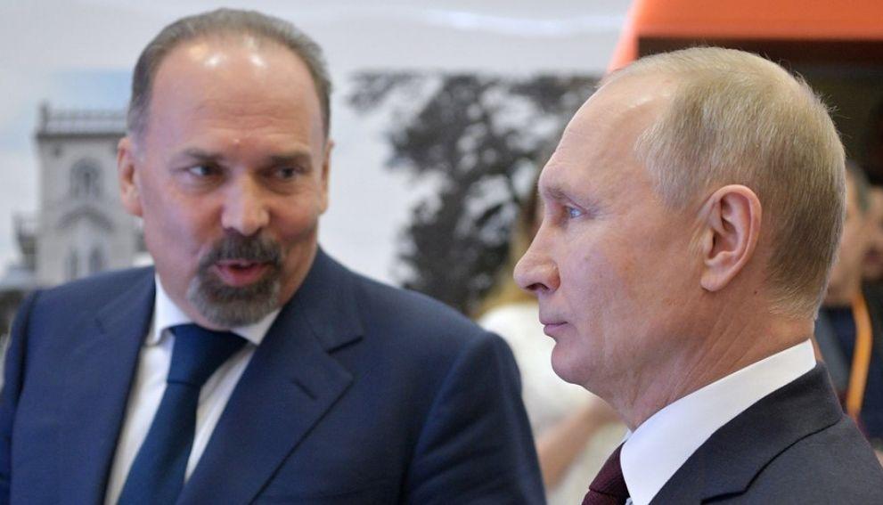 Путин пока не инициировал отставку Меня из Счетной палаты