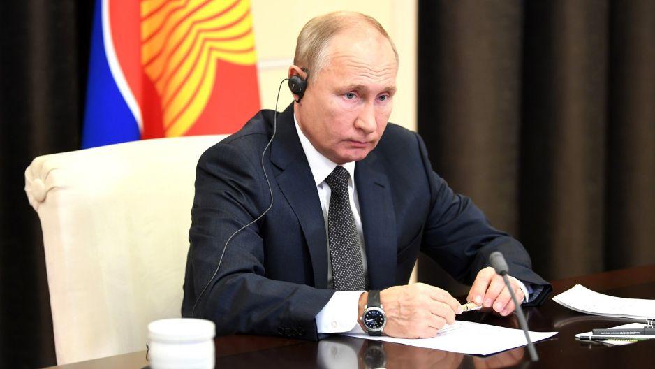 Песков заявил об отсутствии соцсетей у Путина