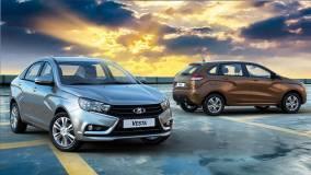 Продажи «АвтоВАЗа» в России в октябре стали максимальными за шесть лет