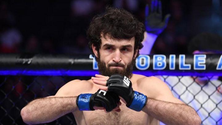 Магомедшарипов может стать претендентом на титул чемпиона UFC