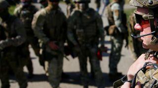 Вчера: Американский генерал опасается блицкрига России на Украине