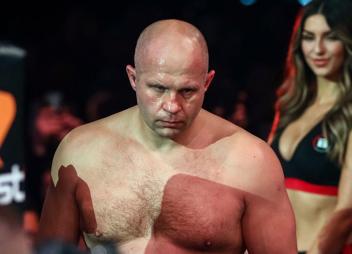 Дата следующего боя Федора Емельяненко в Bellator еще не определена