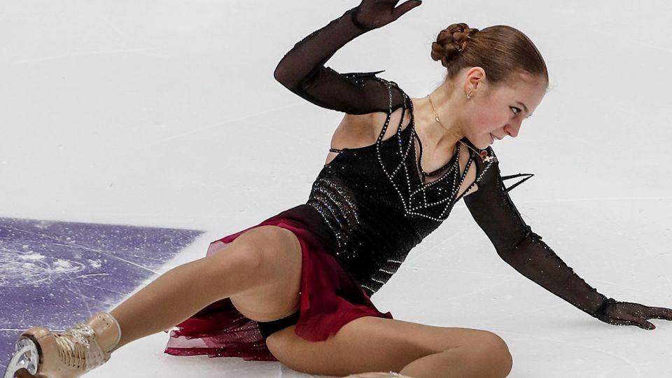 Нугуманова рассказала, как поддержала Трусову после Гран-при России