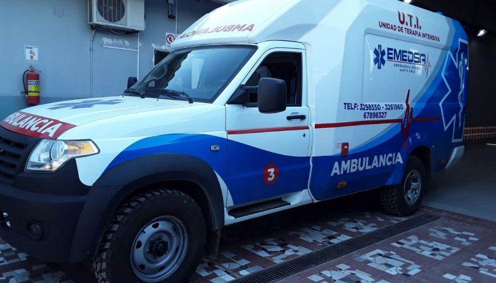 Автомобили скорой помощи на базе УАЗ появились в Латинской Америке