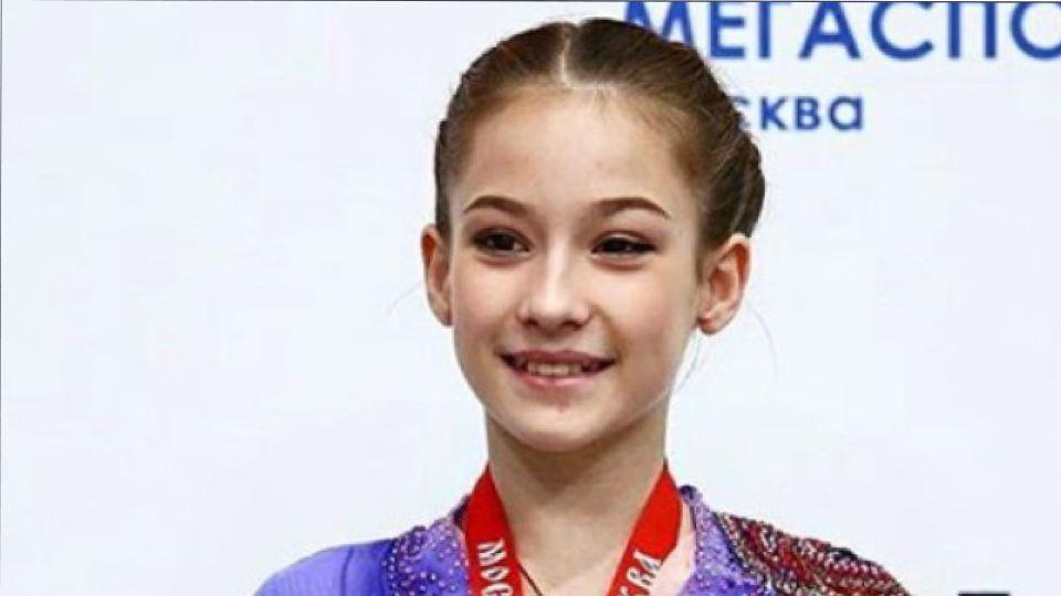 В Японии пришли в восторг от 13-летней российской фигуристки