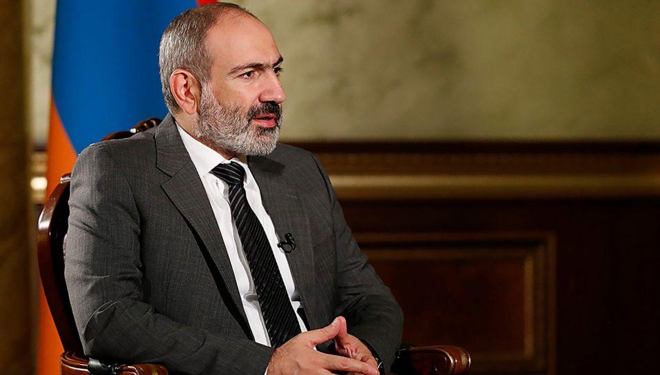Пашинян сообщил, что из его резиденции при погроме украли вещи