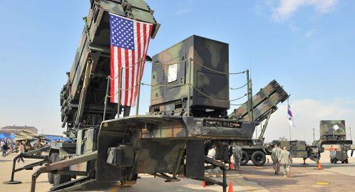 США перебросили установки на несколько часов ради стрельб в Черном море