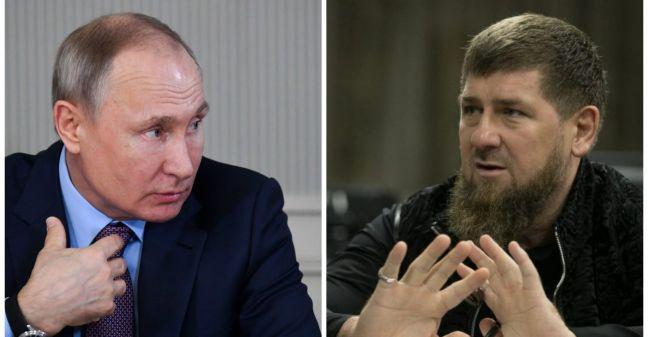 Китай видит в Кадырове потенциального преемника Путина