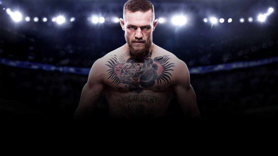 Макгрегор продемонстрировал, как готовится к возвращению в UFC
