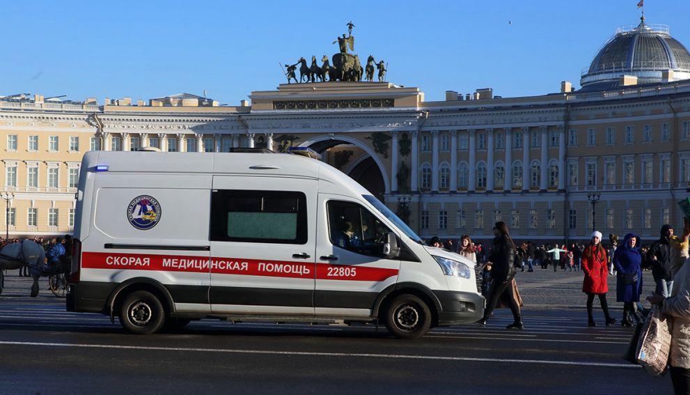 В Петербурге с 14 ноября приостановят проведение диспансеризации