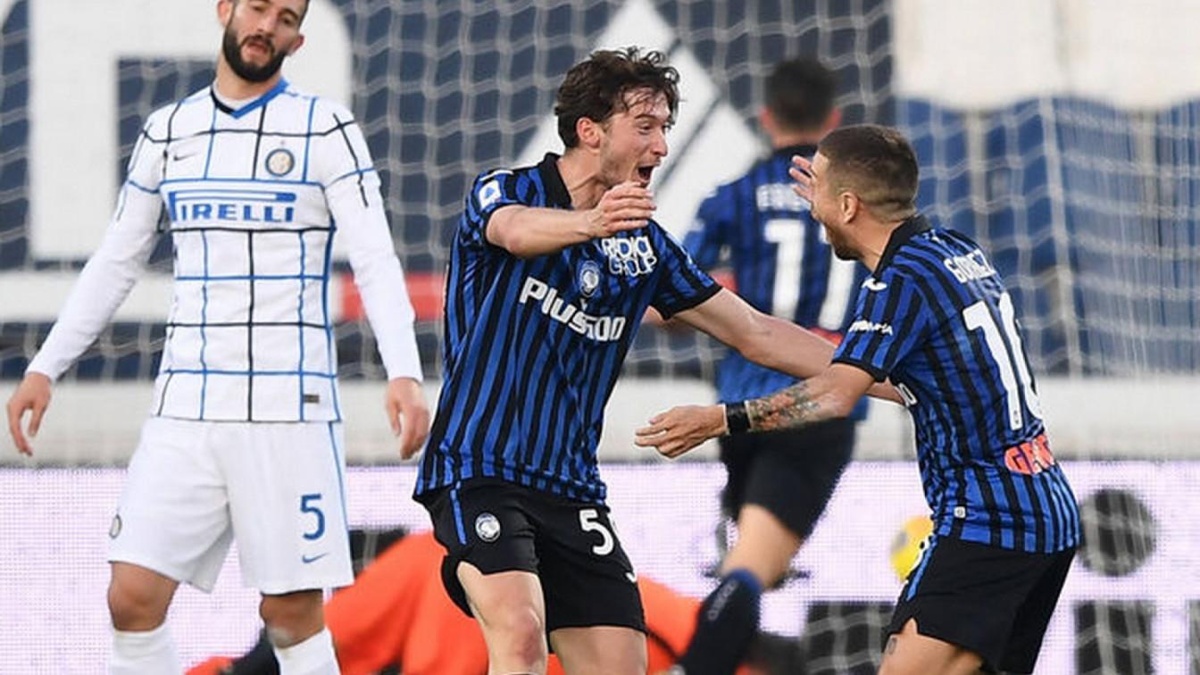 Вчера: Гол Миранчука спас «Аталанту» в матче чемпионата Италии с «Интером»