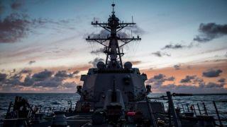 В Польше отреагировали на нарушение эсминцем США российской границы