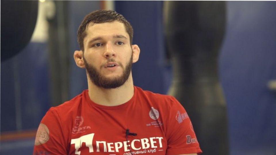 Ростовский депутат Александр Шаблий подписал контракт с UFC