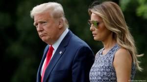 Заболевший коронавирусом Трамп останется в Белом доме