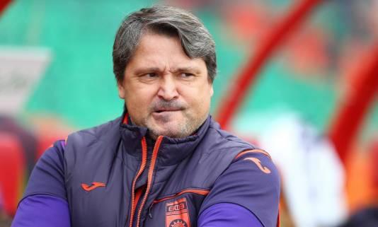 Вадим Евсеев покинул пост главного тренера ФК «Уфа»