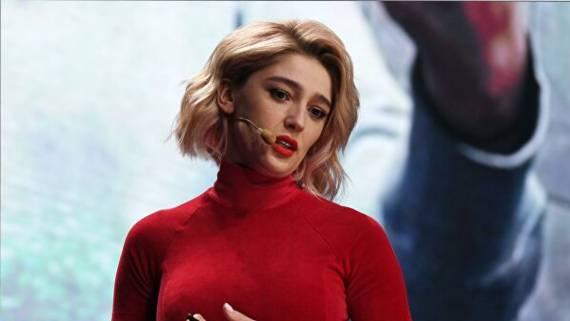"""""""Секс-машина"""": новый образ Ивлеевой сравнили с Мадонной"""